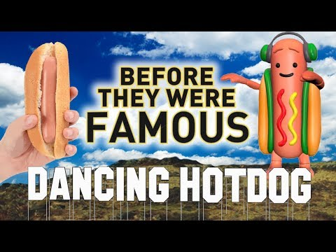 SNAPCHAT DANCING HOT DOG - Before They Were Famous