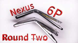 Huawei Nexus 6p is a joke! Round TWO - Why does it bend?