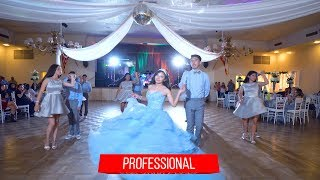 Giselle Noyola Quinceanera Waltz And Amazing Father & Daughter Dance