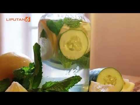 Video 6 Manfaat Air Mentimun Bagi Kesehatan Tubuh