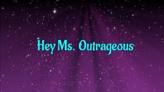 Bad Marriage - Ms. Outrageous (Lyric Video) - YouTube
