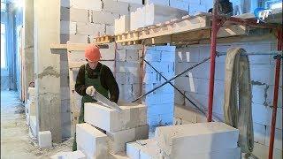 Через 2 недели откроется набор в младшее звено школы, строящейся в Псковском микрорайоне
