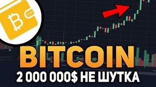 Вирус Троян в Биткоин Кошельках и 2 000 000$ за Bitcoin Июль 2018 Прогноз