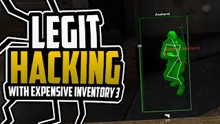 """CS:GO   Legit Hacking - With Expensive Inventory Episode 3"""" // Night mode IS Sick! #RoadToVacation"""