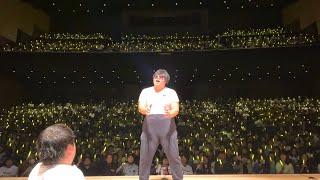 米津玄師『Lemon』を歌っていたらin日本青年館