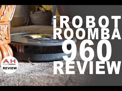 iRobot Roomba 960 Review Robot Vacuum Cleaner