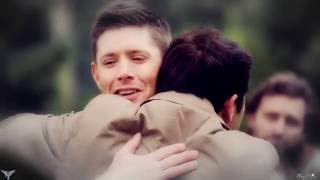 Dean and Castiel -  Chasing Cars (Song/Video Request)