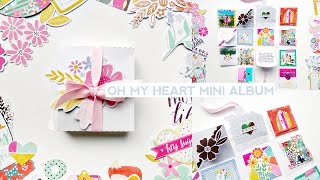 Tutorial: Oh My Heart Mini Album