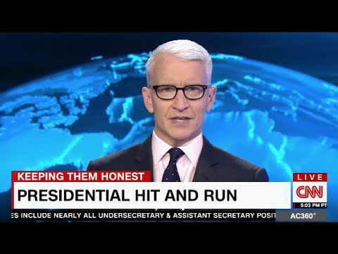 Anderson Cooper: TRUMP Is Not Tough