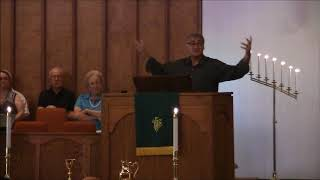 """""""Don't be like that!""""; Scripture Reading: Matthew 23:1-12; The Rev. Dr. Craig Wright;"""
