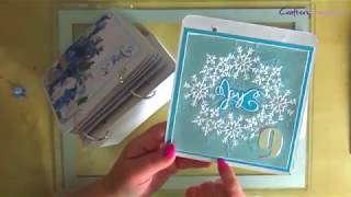 Sara Signature Collection - Winter Wonderland - Countdown to Christmas