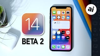 IOS 14 Beta 2 Changes: New Widgets, Updated Icons, & More! 25+ Changes!