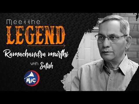 Meet The Legend | K Ramachandra Murthy | Full Interview | MicTv.in