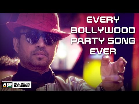Download AIB : Every Bollywood Party Song feat. Irrfan HD Mp4 3GP Video and MP3