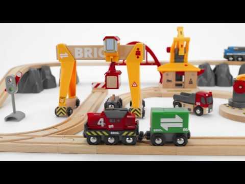 Brio Freight Set