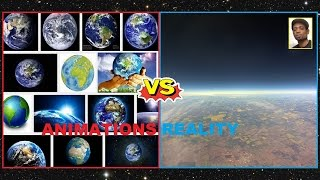 Wake up to the flat earth truth and globe deception:-