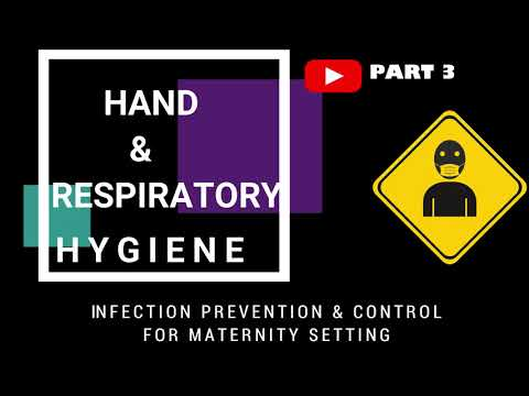 Infection Prevention and Control for Maternity Settings Within COVID-19 Context - Part 3