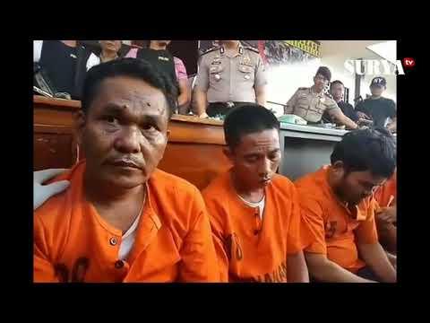 Ini Pengakuan Perampok Kelompok Aceh di Trenggalek