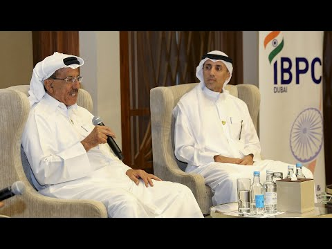 <span style='text-align:left;'>Al Habtoor Group's Founding Chairman Khalaf Ahmad Al Habtoor was felicitated on March 5 by the Indian Business and Professional Council (IBPC) at their special event series — 'Distinguished Doyens & Scions' — held in Dubai. He is the first Emirati businessman to be given the honour by IBPC. The articulate businessman also spoke about his entrepreneurial successes and failures, sharing advice on handling challenging economic scenarios.</span>