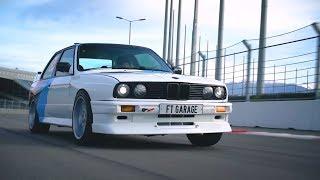 BMW с японским мотором и серпантин
