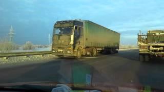 ДТП Трасса Нефтеюганск Сургут