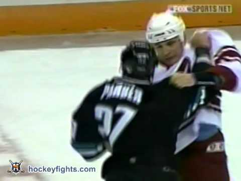 Scott Parker vs. Andrei Nazarov