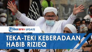 Teka-teki Keberadaan Rizieq Shihab Usai Keluar dari RS Ummi, Pihak FPI Mengaku Tidak Tahu Persis