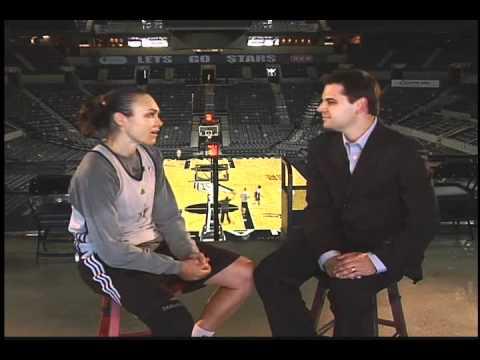 Dan Weiss TV Demo 2011 WNBA Tully Bevilaqua Interview