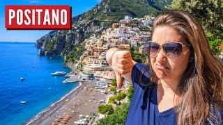 Positano: 6 Reasons NOT To Visit | Positano, Amalfi Coast Italy Travel Guide