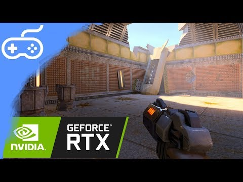 Quake II s technologií RTX!