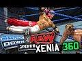 Wwe Smackdown Vs Raw 2011 Rodando No Emulador De Xbox 3