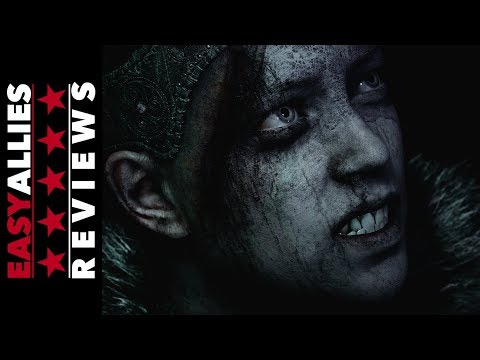 Hellblade: Senua's Sacrifice - Easy Allies Review - YouTube video thumbnail