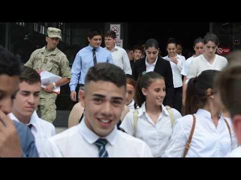 """Finalizaron las pruebas de ingreso en el Liceo Militar """"General Artigas"""""""