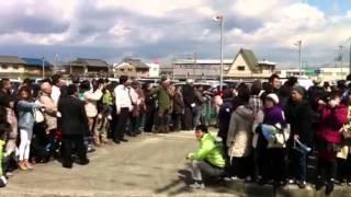 平岡卓凱旋パレード