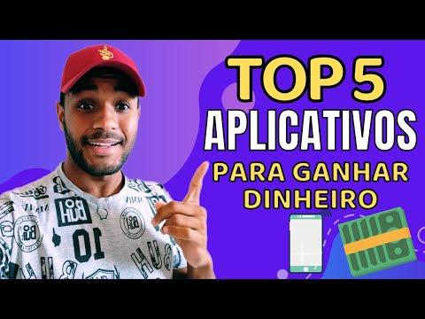 Top 5 Aplicativos para Ganhar Dinheiro | Ganhar Dinheiro com Apps | Ganhar Dinheiro com Aplicativos
