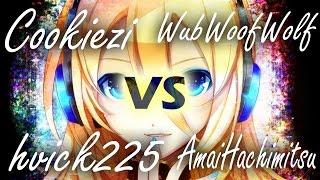 Cookiezi vs WubWoofWolf vs hvick225 vs AmaiHachimitsu! // Lily - Scarlet Rose (val0108) [0108 style]