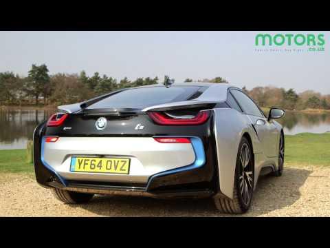 Motors.co.uk Review: BMW i8
