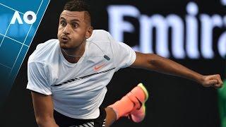 Elias v Kyrgios match highlights (1R) | Australian Open 2017