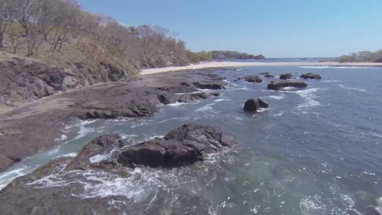 Costa Rica video, testing out my DJI Phantom