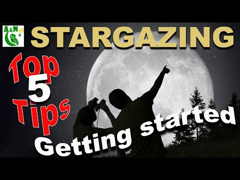 Stargazing - getting started