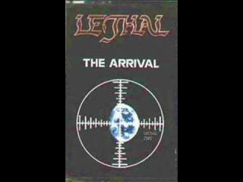 Lethal - Land Of The Free online metal music video by LETHAL