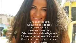 Vas a Querer Volver - Tema Principal De La Telenovela La Gata ( Letra ) Maite Perroni