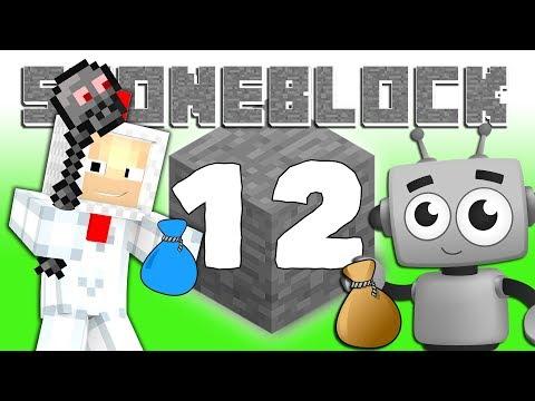 STONEBLOCK ⛏️ - #12 - AUTOMAT na otevírání LOOTBOXŮ !