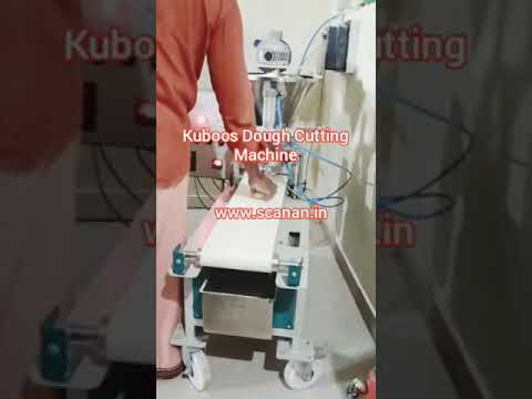 Kuboos Making Machine