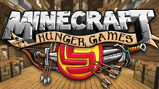 Minecraft: DREAM TEAM - Hunger Games Survival w/ CaptainSparklez
