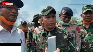 20 Hektar Lahan Gambut di Nagan Raya Terbakar