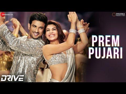 Prem Pujari - Drive | Sushant S Rajput & Jacqueline F | Amartya Bobo, Amit M, Akasa S, Dev A, GD 47
