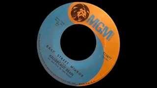 "Kelldecaut Réan ""BACK STREET MIRROR"" - Gene Clark - 1967 - 45rpm - Byrds"