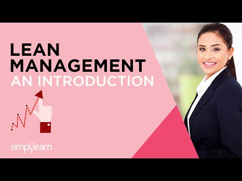 Introduction To Lean Management Training Online - YouTube