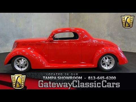 Video of '37 3-Window Coupe - M8YU